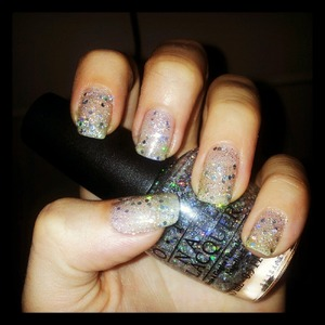 My Festival Nails :)