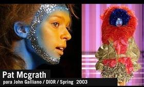 Halloween Makeup Pat McGrath Inspired