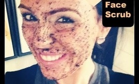 DIY Face Scrub (great for ALL skin types)