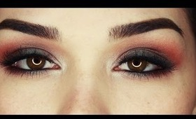 Different Smokey Eyes makeup tutorial