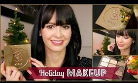 Holiday Makeup Tutorial! 🎄