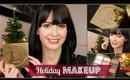 Holiday Makeup Tutorial! 🎄