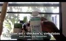 My everyday hair OIL mixture- for DRY HAIR