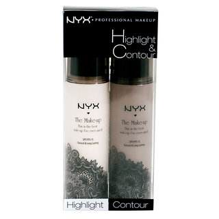 NYX Cosmetics Highlight and Contour set