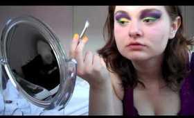 Makeup Tutorial: Fat Tuesday.