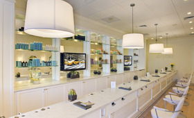 Attainable Luxury at Blow-Dry Bars