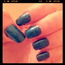 blue glitters
