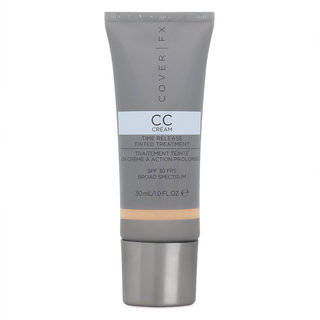 COVER   FX CC Cream Time Release Tinted Treatment SPF 30