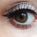 Eye makeup 💙