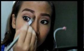 Christina Aguilera Inspired Makeup