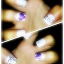 Thug life nails <3