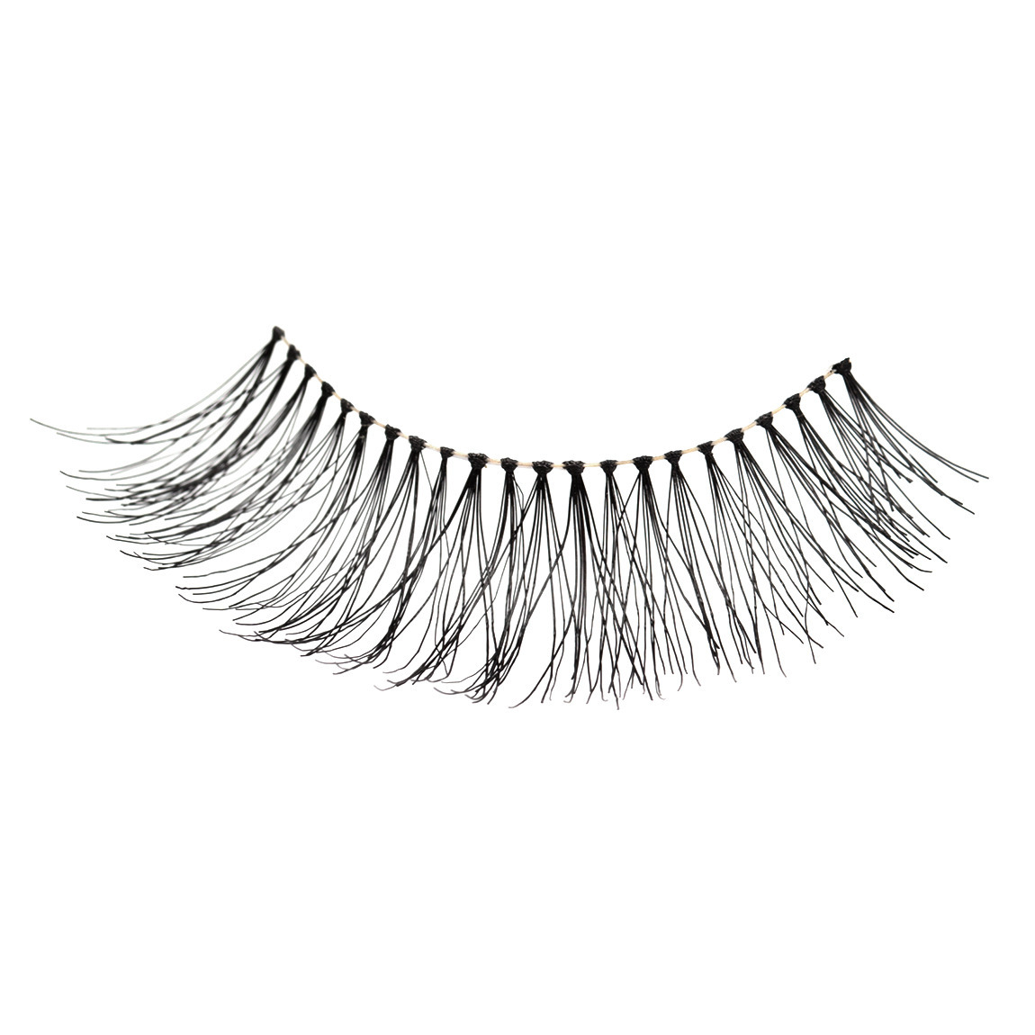 Inglot Cosmetics Eyelashes 14N alternative view 1 - product swatch.