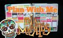 Plan With Me: Day Of The Dead