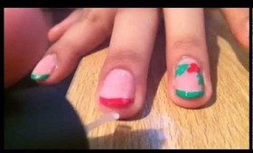 The Holly Manicure Nail