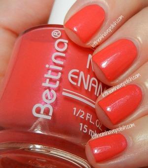 Full details here: http://www.letthemhavepolish.com/2013/08/truffle-thursday-bettina-watermelon.html