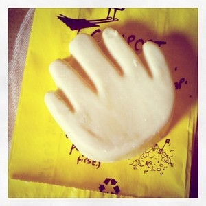 Tiny Hands!