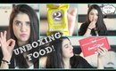 Unboxing Love With Food!
