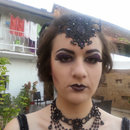 Evil Queen Test makeup
