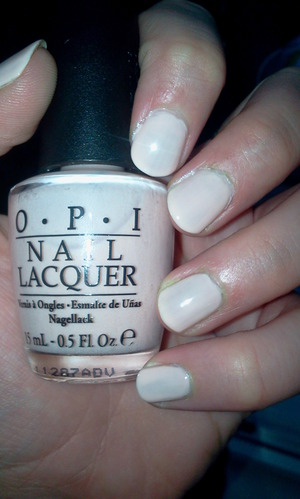 """OPI Nail Polish in """"Mimosas for Mr. and Mrs."""""""
