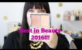 Best in Beauty 2016!!!  | My Makeup Faves of 2016!!!