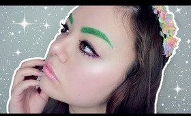 How to Change Eyebrow Color for Cosplay | #COSPLAY101