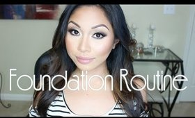 Foundation Routine 2015 ♡ Makeup by Leina