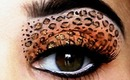 Sexy Leopard Eyes : Makeup Tutorial