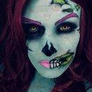 Comic zombie