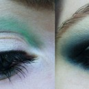 Colorful Crease Action