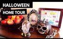 Halloween Home Tour & Spoopy Decor Shopping Vlog | Target, Michael's Crafts and Amazon