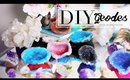 DIY Sparkly Geode Crystals w/ Polymer Clay | ANNEORSHINE