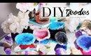 DIY Sparkly Geode Crystals w/ Polymer Clay | ANNEORSHINE