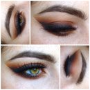 Smoked Winged Liner for Fall