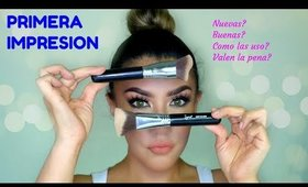 Brochas nuevas de SIGMA primera impresion/NEW BRUSHES BY SIGMA BEAUTY| auroramakeup