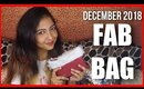 FAB BAG DECEMBER 2018 | Unboxing & Review | The Merry Indulgence | Stacey Castanha