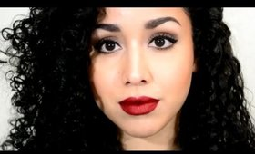 Valentine's Day/ Date Night Makeup Tutorial: Full Face Classic Glam