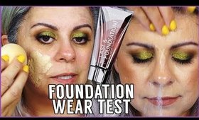 Wunder2 Foundation Review and Wear Test on Mature Skin