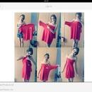 T-short --> dress