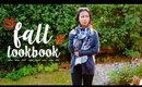 Fall & Winter Lookbook 2015 ☁︎ 5 Outfit Ideas For School