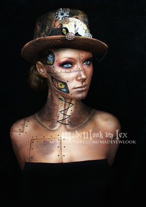 HALLOWEEN IS APPROACHING, and I am sure all of my beautylish Lexbots know how excited I am. I am starting Halloween as early as RIGHT NOW and have a request list on on my website :)