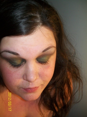 Urban Decay, Bender (green) & Cobra (BEAUTIFUL!!! Blackish with golden sparkles!) wish I could get better pictures to share!