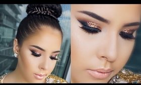 Prom Makeup Tutorial 2015!