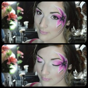 Oh spring how I have missed you. With spring coming very soon I decided I wanted to brighten up my makeup look with a little inspiration form my favorite flower. I created a stargazer Lilly makeup look. Don't forget to like / favorite / share / subscribe for more :) http://youtu.be/_ayalLi4W1I