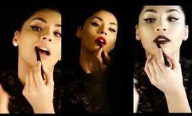 FIRST IMPRESSION | PAT MCGRATH LABS' LUST 004 EVERYTHING KIT | World Best Lipsticks |