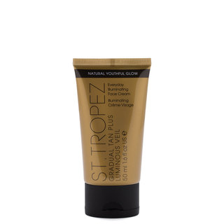 St. Tropez Gradual Tan Plus Luminous Veil Face