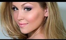 Romantic Color: HD Makeup Tutorial