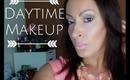 Daytime Makeup | Bold Pink Lips