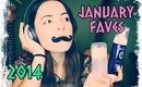 January Favorites | Beauty & Miscellaneous 2014