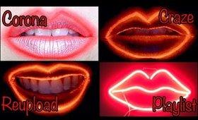 Neon Lips Neon Sign Lip Art Tutorial ReUpload