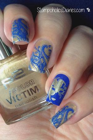 http://stampoholicsdiaries.com/2015/02/17/carnival-nails-with-p2-essie-mundo-de-unas-moyou/